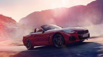 ราคาและตารางผ่อน ดาวน์ BMW Z4