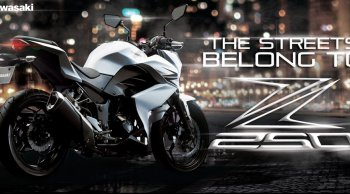 [Z]Kawasaki Z250 ราคา คาวาซากิ ซี250 ตารางผ่อน ดาวน์