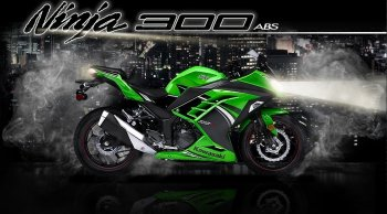 [Ninja]Kawasaki Ninja 300 อัพเดท 2016 ราคา ตารางผ่อน ดาวน์