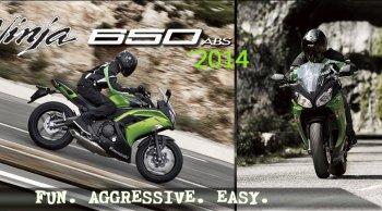 [Ninja]Kawasaki Ninja 650 ABS อัพเดทปี 2016 ราคา ตารางผ่อน ดาวน์
