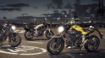 เตรียมพบกับ Yamaha MT-07 ในไทยที่งาน Bangkok International Motorshow 2015