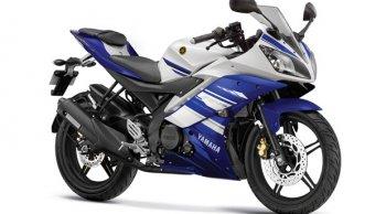 [YZF]Yamaha YZF-R15 สปอร์ต 150 ซีซี จิ๋วแต่แจ๋ว ราคา ตารางผ่อน-ดาวน์