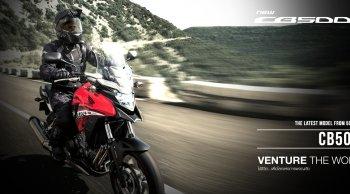 [CB] New Honda CB500X บิ๊กไบค์สไตล์แอดเวนเจอร์ ราคา ตารางราคาผ่อน ดาวน์