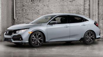 [CIVIC] Honda Civic Hatchback 2017 ฮอนด้า ซีวิค แฮทช์แบ็กของจริงมาแล้ว