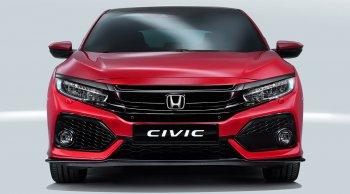 [CIVIC] มาแล้ว Honda Civic Hatchback 2017 ฮอนด้า ซีวิค แฮทช์แบ็กเวอร์ชั่นยุโรป