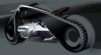 BMW Motorrad VISION NEXT 100 มอเตอร์ไซค์แห่งอนาคต