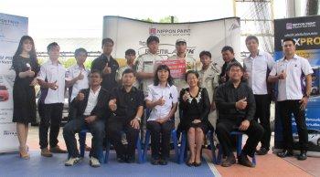 นิปปอนเพนต์ร่วมจัดการแข่งขันทักษะฝีมือนักศึกษาด้านยานยนต์ (T-TEP) ครั้งที่ 22