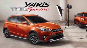 Toyota Yaris โตโยต้า ยาริส รีวิว ราคา อัพเดท