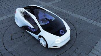 โตโยต้าเผยโฉม Toyota Concept-i รถยนต์แห่งอนาคต ปี 2030
