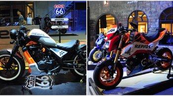 พาชม Honda MSX & Honda Rebel แต่งในงาน Motorbike Idea Challenge 2017