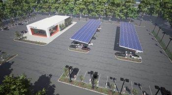 Elon Musk บอก ต่อไปสถานี Supercharger จะเปลี่ยนไปใช้พลังงานแสงอาทิตย์