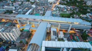 ดีเดย์สิงหาคม 2560 เปิด 1 สถานีเชื่อมต่อรถไฟฟ้าสายสีม่วง-สีน้ำเงิน ช่วงเตาปูน-บางซื่อ