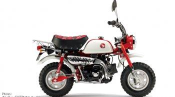 """ฮอนด้าเตรียมออก เจ้าลิงน้อย """"Honda Monkey"""" ฉลองครบรอบ 50 ปี"""