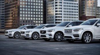Volvo ประกาศยกเลิกการผลิตรถยนต์ที่ใช้น้ำมันอย่างเดียวหลังปี 2019