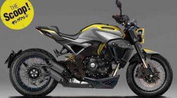 ภาพเรนเดอร์ล่าสุด New Honda CB1000R โฉมใหม่ 2018