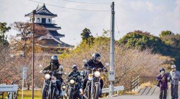 """""""Honda Bigbike"""" พาตะลุยทริปสุดฟินแดนอาทิตย์อุทัย ในแคมเปญ """"Honda BigBike Riding Passion Campaign มี Passion มันส์ต้องออกไป"""""""