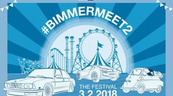 รวมพลพรรคคนรักรถ BMW (#BimmerMeet2) งานรวมพลคนรัก BMW สุดยิ่งใหญ่แห่งปี!