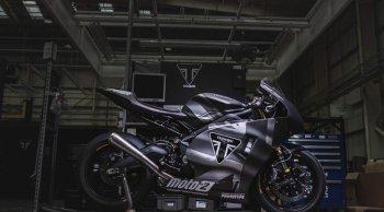 """ไทรอัมพ์ มอเตอร์ไซเคิลส์"""" ประกาศความพร้อม Moto2 เปิดสถิติทดสอบ ณ สนามแข่ง Jerez ด้วยเครื่องยนต์ใหม่ขนาด 765 ซีซี"""