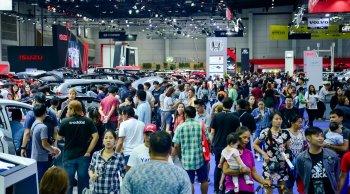 Big Motor Sale 2018 ประกาศความสำเร็จตามเป้า  ปลุกกระแสซื้อขายยานยนต์ ประกาศยกระดับความคุ้มค่า  มอบ Big Bonus เป็นล้าน! ใน Big Motor Sale 2019