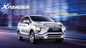 มิตซูบิชิ เอ็กซ์แพนเดอร์ Mitsubishi xpander MPV สไตล์ Crossover รีวิว ราคาอัพเดท