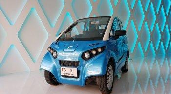 เปิดตัว รถยนต์ไฟฟ้า FOMM ONE ราคา 664,000 บาท