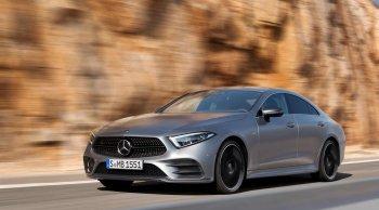 Mercedes-Benz เปิดศักราชใหม่ตัวย Mercedes-Benz CLS ประกอบไทย