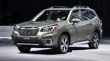 The All New Subaru Forester 2019 เฉียบขาดทุกมุมมอง ในราคาที่น่าจับจองสุดๆ!!!!!