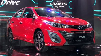 Toyota New Vios เอาใจลูกค้า ปรับปรุงใหม่ราคาเท่าเดิม