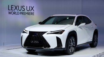 Lexus เปิดตัว SUV ใหม่ล่าสุดตัวเล็กของค่าย All-New Lexus UX เริ่ม 2.49 ล้าน พร้อมลุย Motor Show 2019