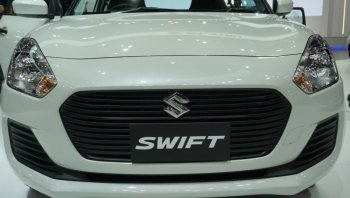 Suzuki Swift 2018 ในงาน Bangkok international motor show 2018