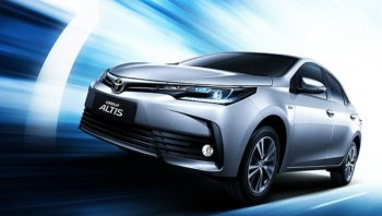 รีวิว Toyota Corolla Altis 1.8 S 2018 คอมแพ็คคาร์ตัวใหม่สไตล์สปอร์ต