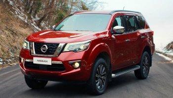 Nissan Terra พร้อมลุยในทุกเส้นทาง