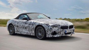 BMW Z4 2019 นิยามใหม่ของความแรง!