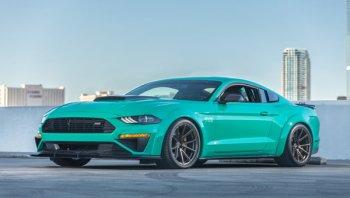 ชุดแต่ง Ford Mustang 2018 ใหม่ๆ สัมผัสแนวแต่งรถสุดโดนใจใน Ford Mustang 2018