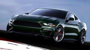 Ford Mustang รุ่นใหม่ล่าสุด Steve McQueen Edition พุ่งทะยานสู่จุดหมายด้วย 775 แรงม้า
