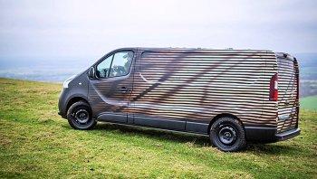 Nissan NV300 Concept-van  รถเชิงพาณิชย์ในฝันของผู้ประกอบการช่าง