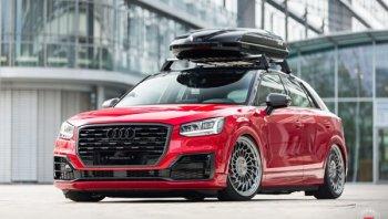 ทั้งซิ่ง และเท่ บวกหรู กลมกล่อมรวมอยู่ในรถแต่ง Audi Q2 2019 โดยชุดแต่งจาก AH Exclusive Parts