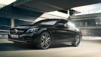 ราคาและตารางผ่อน The New Mercedes-Benz C-Class Salon รถหรูสไตล์สปอร์ต เร็ว แรง พร้อมทะยานไปในทุกเส้นทาง
