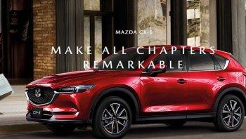 ส่องราคาชุดแต่ง  MAZDA CX-5 2019-2020 เสริมความโดดเด่น โฉบเฉี่ยว ปราดเปรียว สไตล์สปอร์ต
