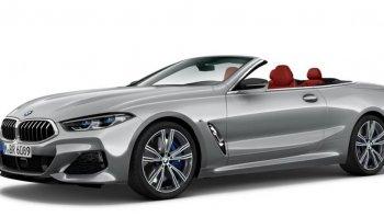 BMW 8 Series Convertible 2019 รถคูเป้เปิดประทุนจากค่ายตราใบพัด