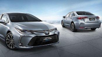 รีวิว All New Toyota Corolla Altis 2019 รถยนต์นั่งรุ่นใหม่ขวัญใจมหาชน