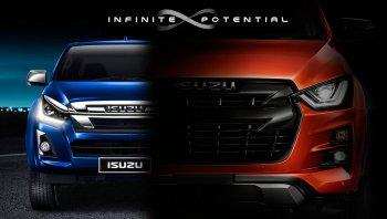 All-new Isuzu D-Max 2020 เผยภาพคันจริงผ่านทีเซอร์ ต่างจากเดิมแค่ไหน ?