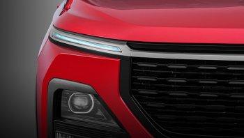 Chevrolet Captiva 2020 เวอร์ชั่นจีนไมเนอร์เชนจ์แล้วเรียบร้อย