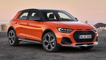 All-new Audi A1 Citycarver 2020 เหนือกว่าสำหรับบางเวลาที่อยากลุย