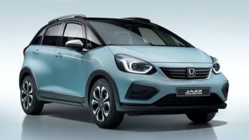 All-New Honda Jazz 2020 Hybrid ลุคใหม่สุดแบ๊ว เอาใจเด็กแนว เตรียมเปิดตัวในยุโรป 2 รุ่นย่อย