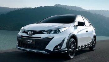 รีวิว Toyota Yaris 2020 ใหม่ เพิ่มชุดแต่งยกสูงแบบครอสโอเวอร์