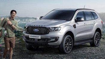New Ford Everest Sport 2020 สปอร์ตด้วยชุดแต่ง เด่นตรงราคาพิเศษ