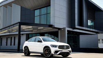 Mercedes-AMG GLC 63 S 2020 รถ SUV หรูตัวแรง เปิดตัว Motor Expo 2019