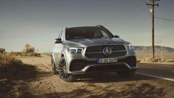 Mercedes-Benz GLE 300 d 2020 ประกอบไทย พร้อมเปิดตัว Motor Expo 2019 ราคา 5.19 ล้านบาท
