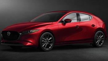 Mazda 3 รถดีรับมงฯ ซิวรางวัลใหญ่ Car of The Year 2019จาก 2 ประเทศ